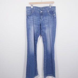 Maurices Boot Cut Jeans Size 11/12